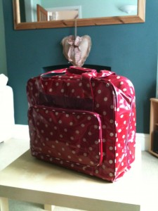 2a - Sewing Machine Bag
