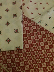 4e - Christmas Fat Quarters